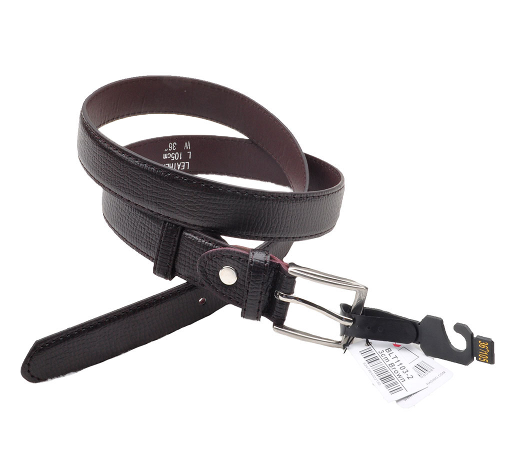 Belts 3.0cm Brown BLT1103-2