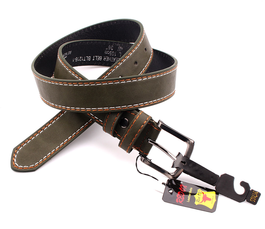 Belts 3.5cm Army Green BLT1216-1