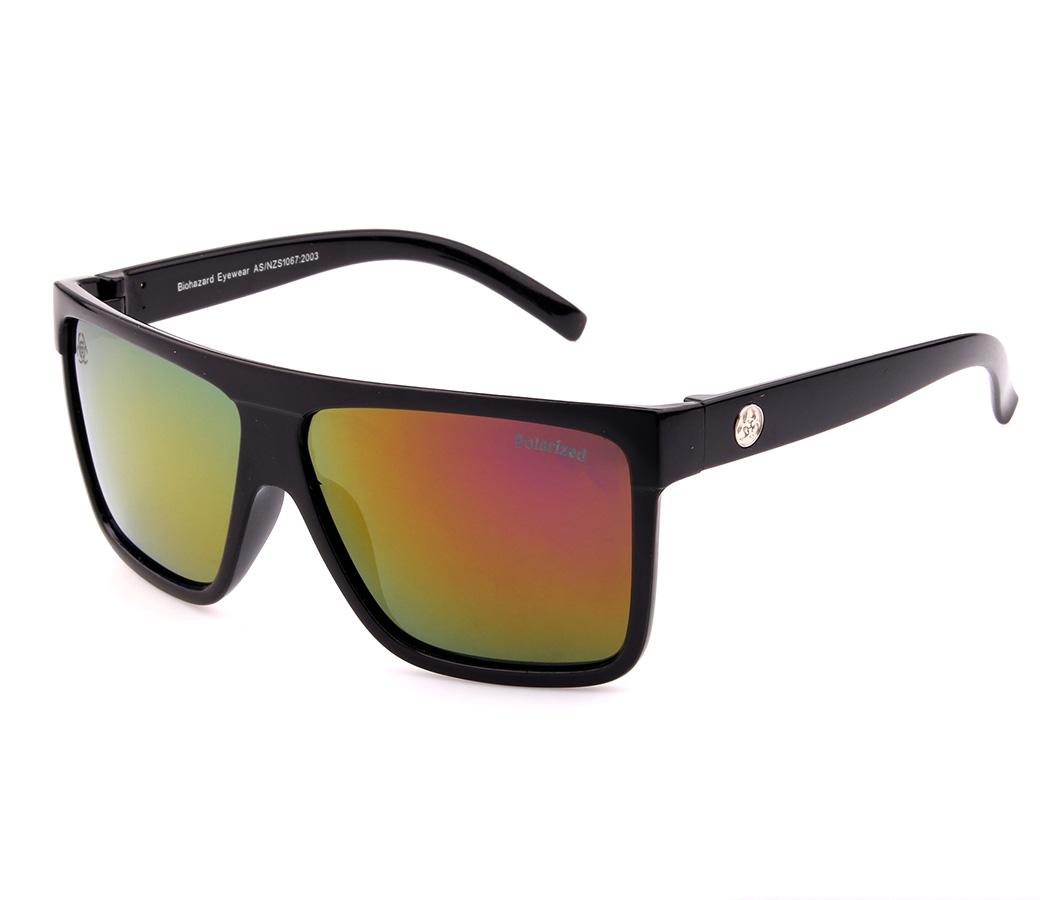 Biohazard Polarized Tint Lens Sunglasses BIO006PP