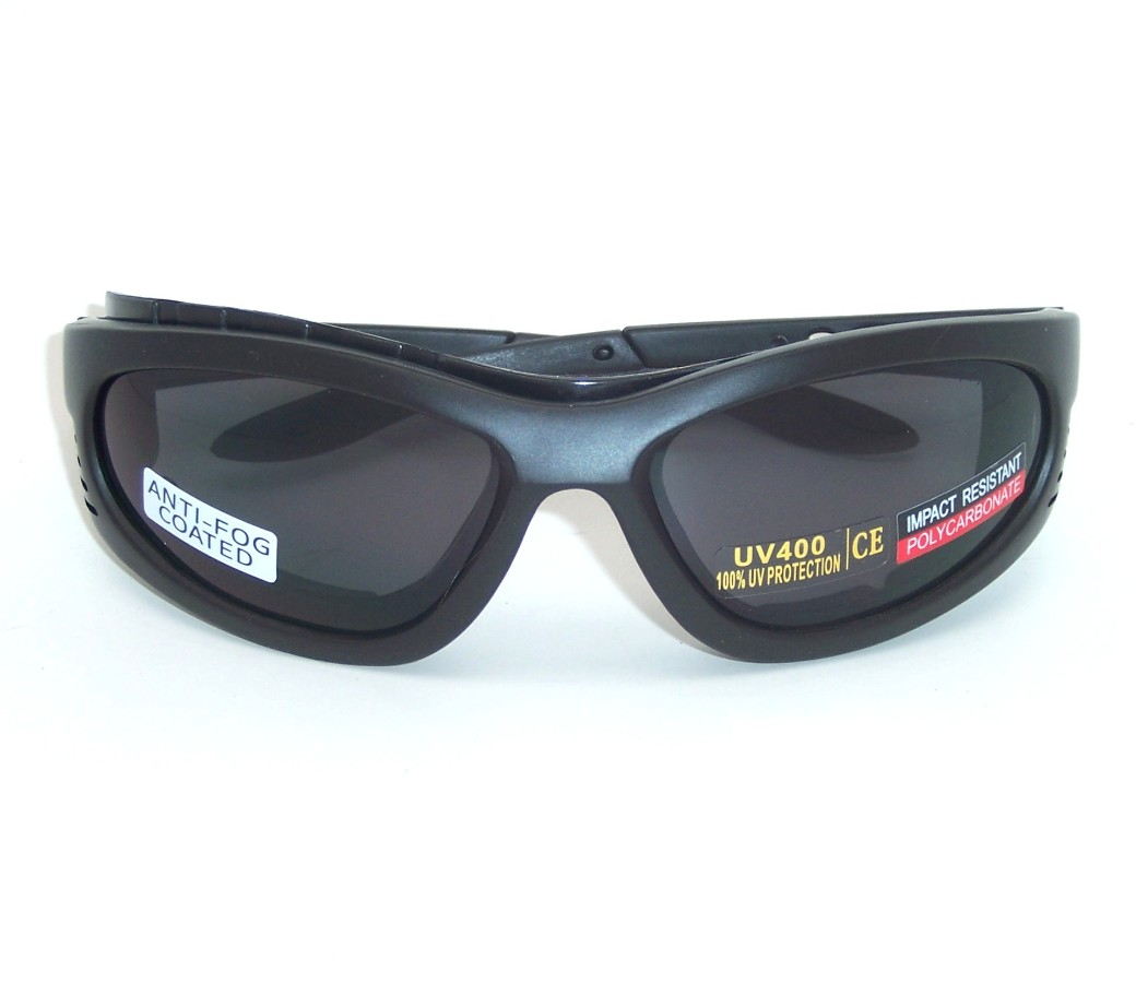 Choppers Goggles Sunglasses (Anti-Fog Coate) 91639-SM