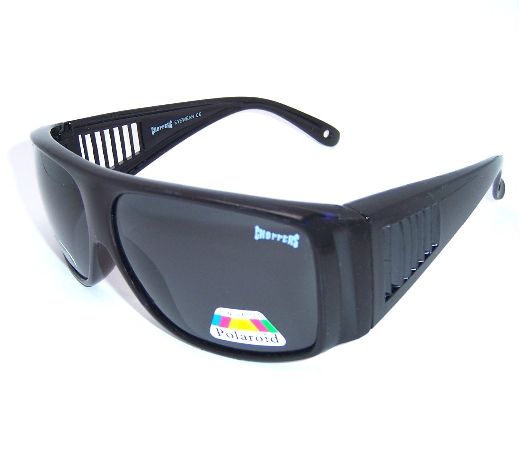 Choppers Polarized Fitcover Sunglasses CHOP090P