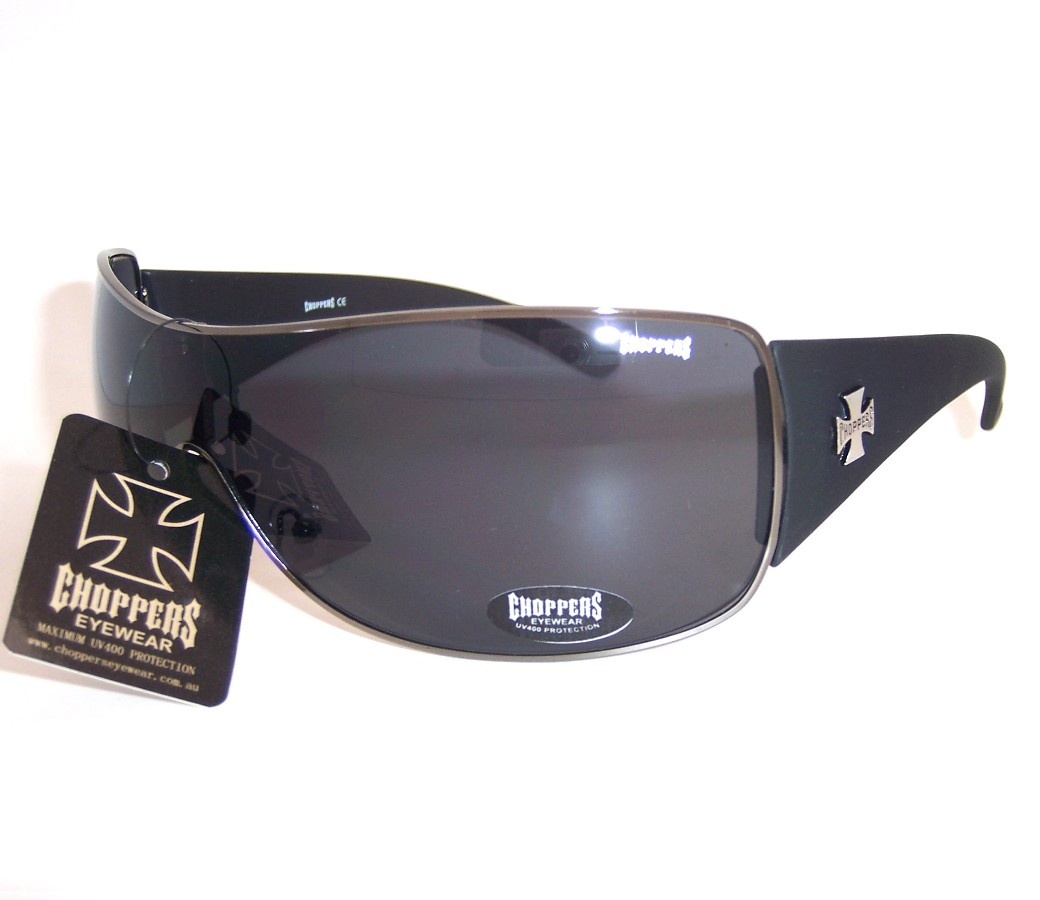 Choppers Metal Sunglasses CHOP134M