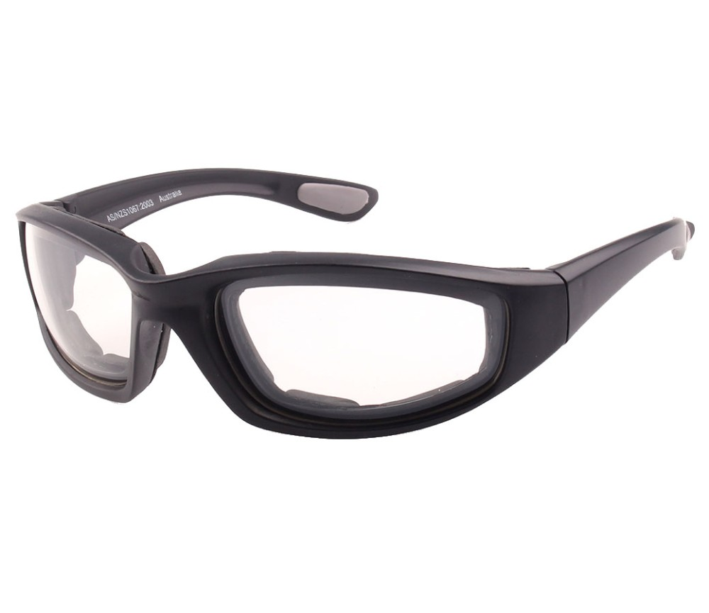 Choppers Goggle Clear Lens Glasses CHOP170WH