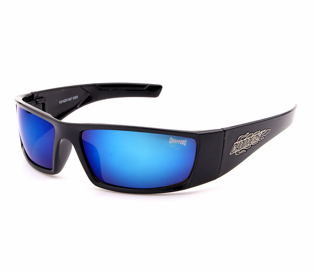 Choppers Sunglasses - Gold Cross Tag CHOP402