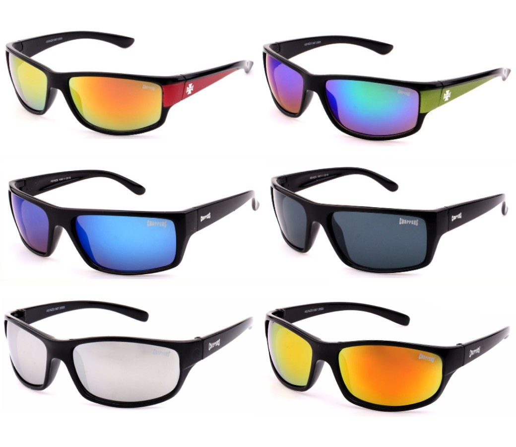 Choppers Sunglasses 3 Style Asst CHOP416/417/418