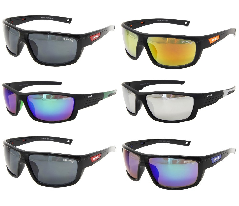 Choppers Sunglasses 3 Style Asst CHOP428/429/430