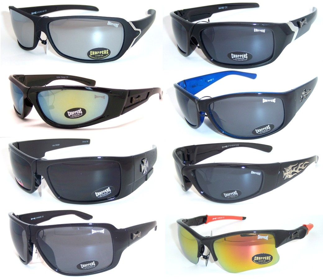 144 Pair Choppers Sunglasses Package Sale