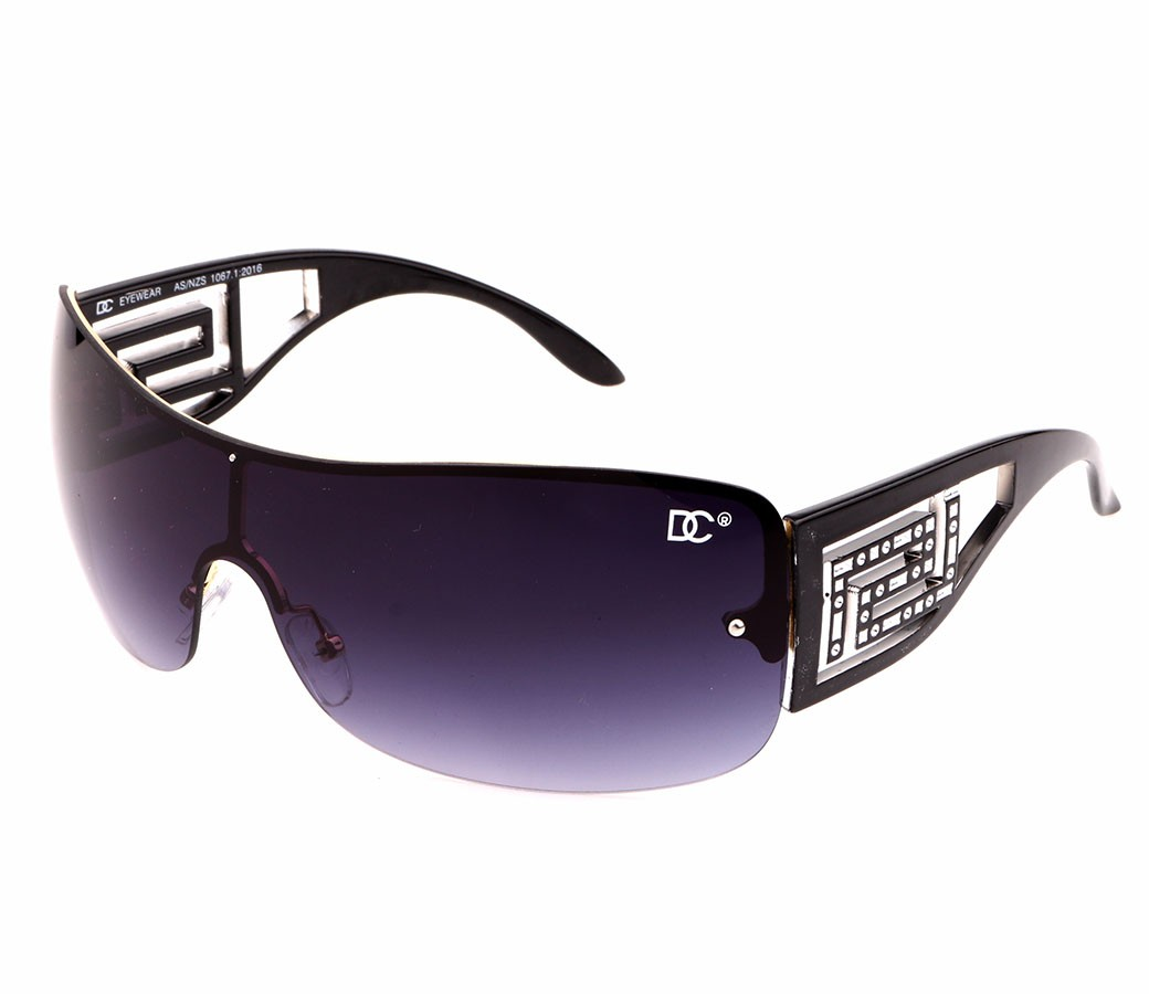 DC Polycarbonate Lens Fashion Sunglasses DC013M