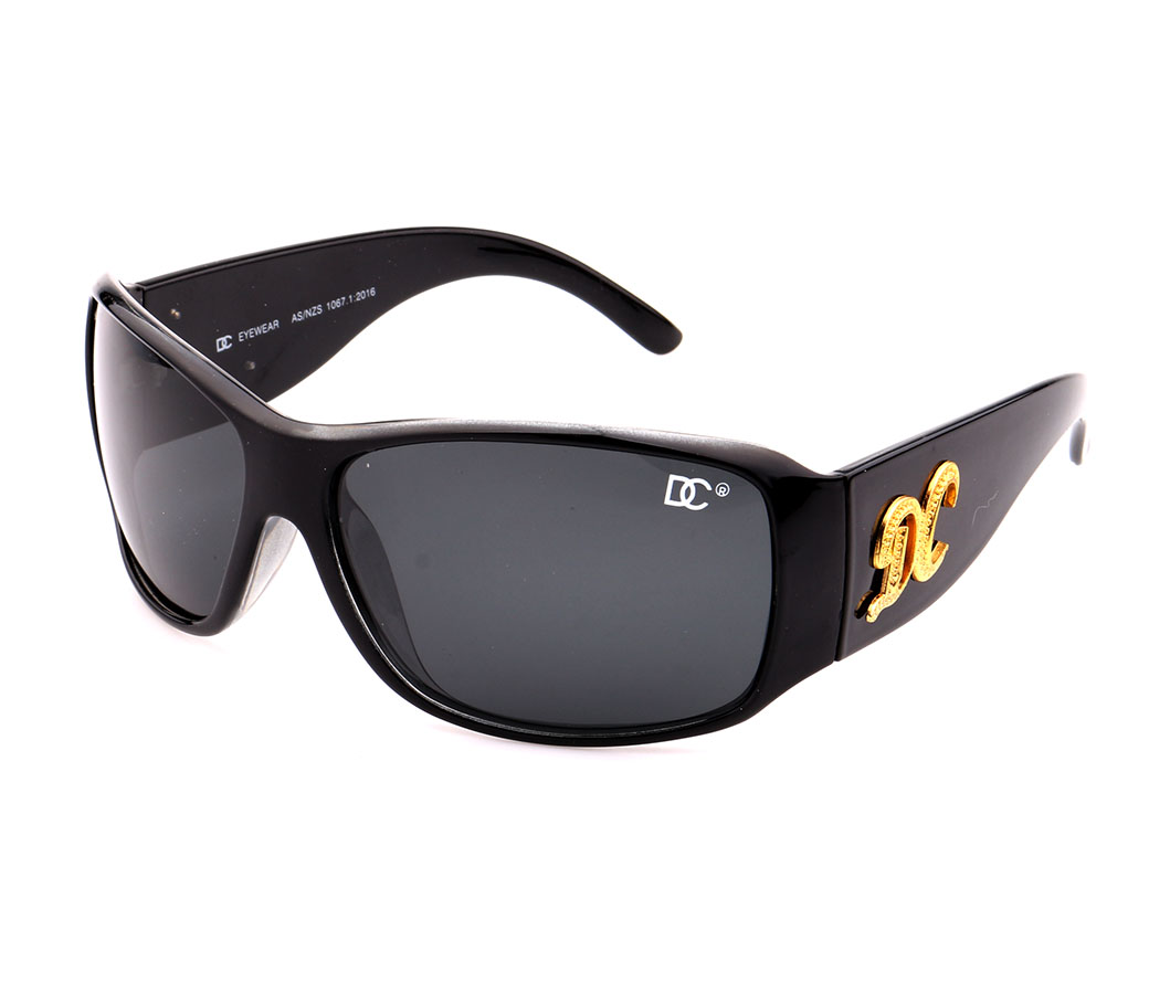 DC Polarized Fashion Sunglasses DC018PP