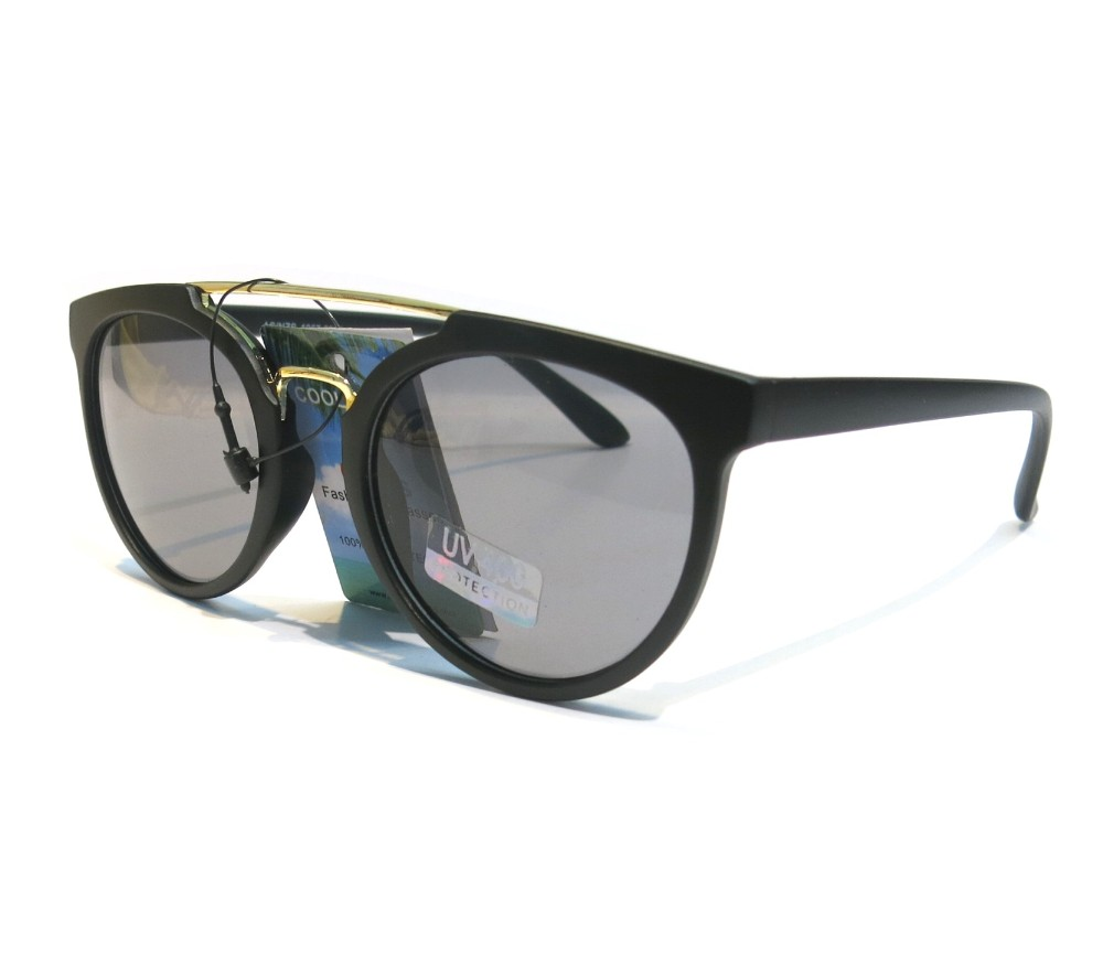 Designer Fashion Metal Sunglasses FM2104-1