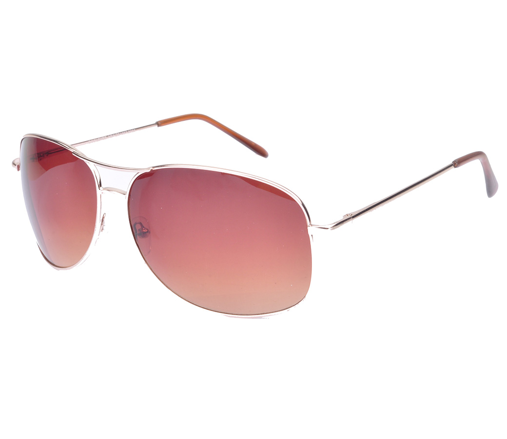Designer Fashion Metal Sunglasses FM2107