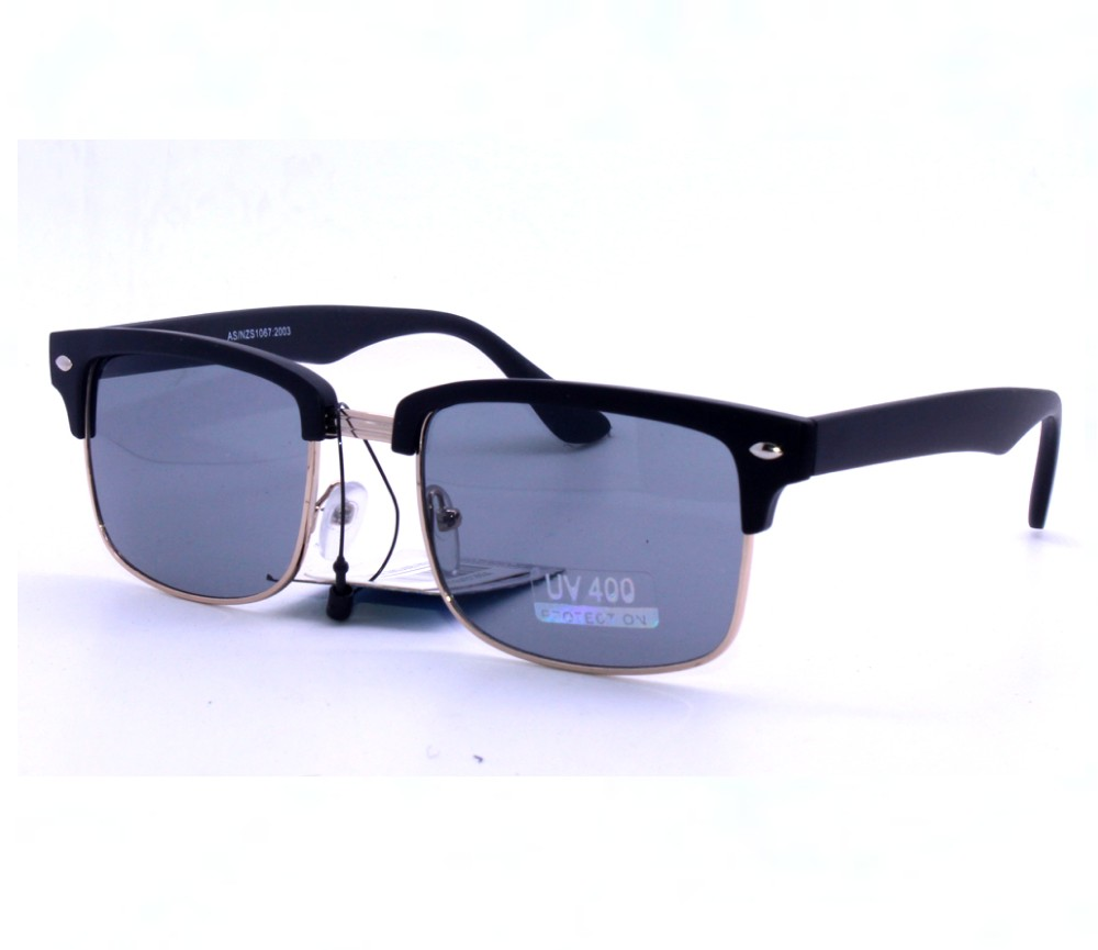 Designer Fashion Metal Sunglasses FM2111-1