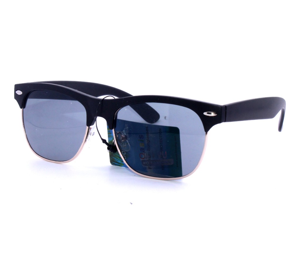 Designer Fashion Metal Sunglasses FM2114-1