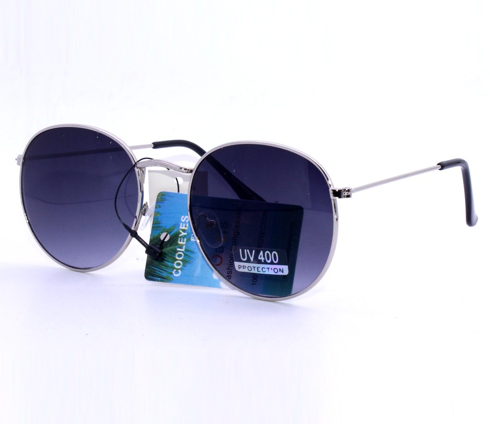 Designer Fashion Metal Sunglasses FM2116-1