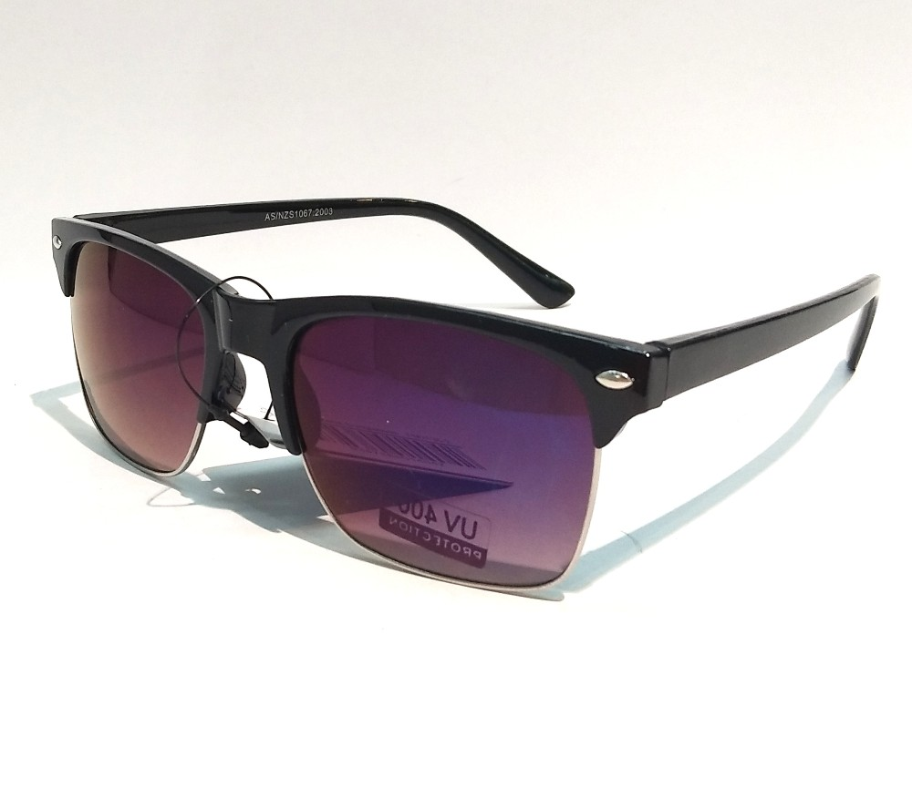 Designer Fashion Metal Sunglasses FM2135-2