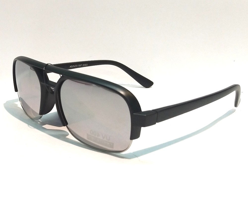 Designer Fashion Metal Sunglasses FM2141
