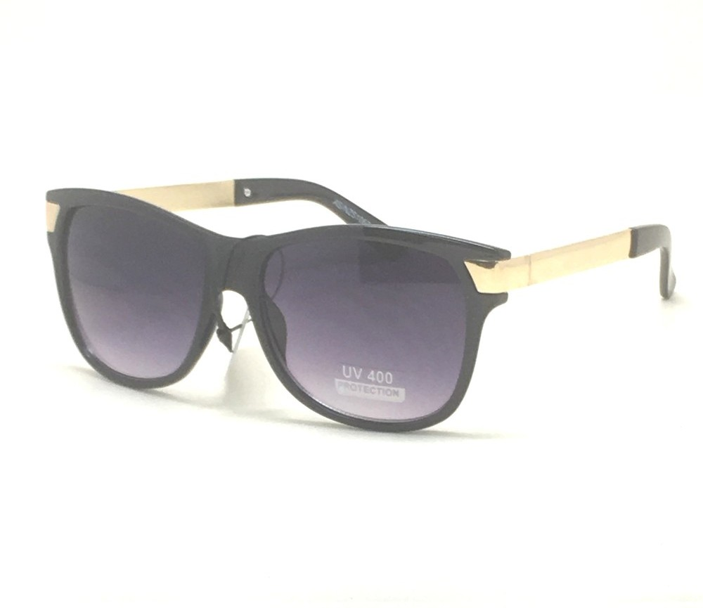 Designer Fashion Metal Sunglasses FM2143