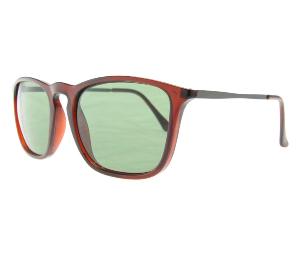 Designer Fashion Sunglasses The Byron Collections (Shinning Brown, G15 Lens) SU-4280-2