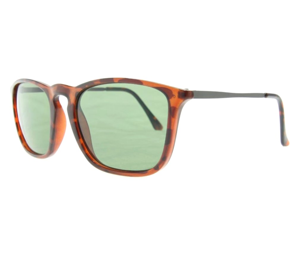 Designer Fashion Sunglasses The Byron Collections (Tortoise shell, G15 Lens) SU-4280-3