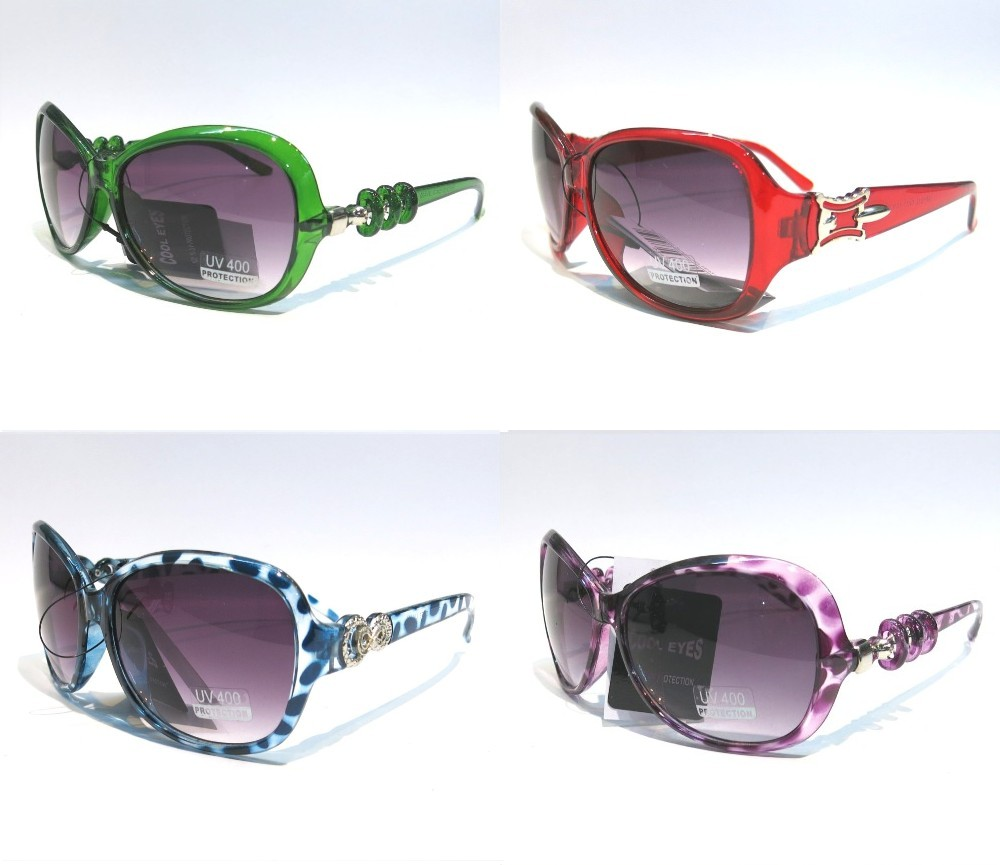 Bulk Buy Fashion Sunglasses 3 Style Group FP1311/12/13