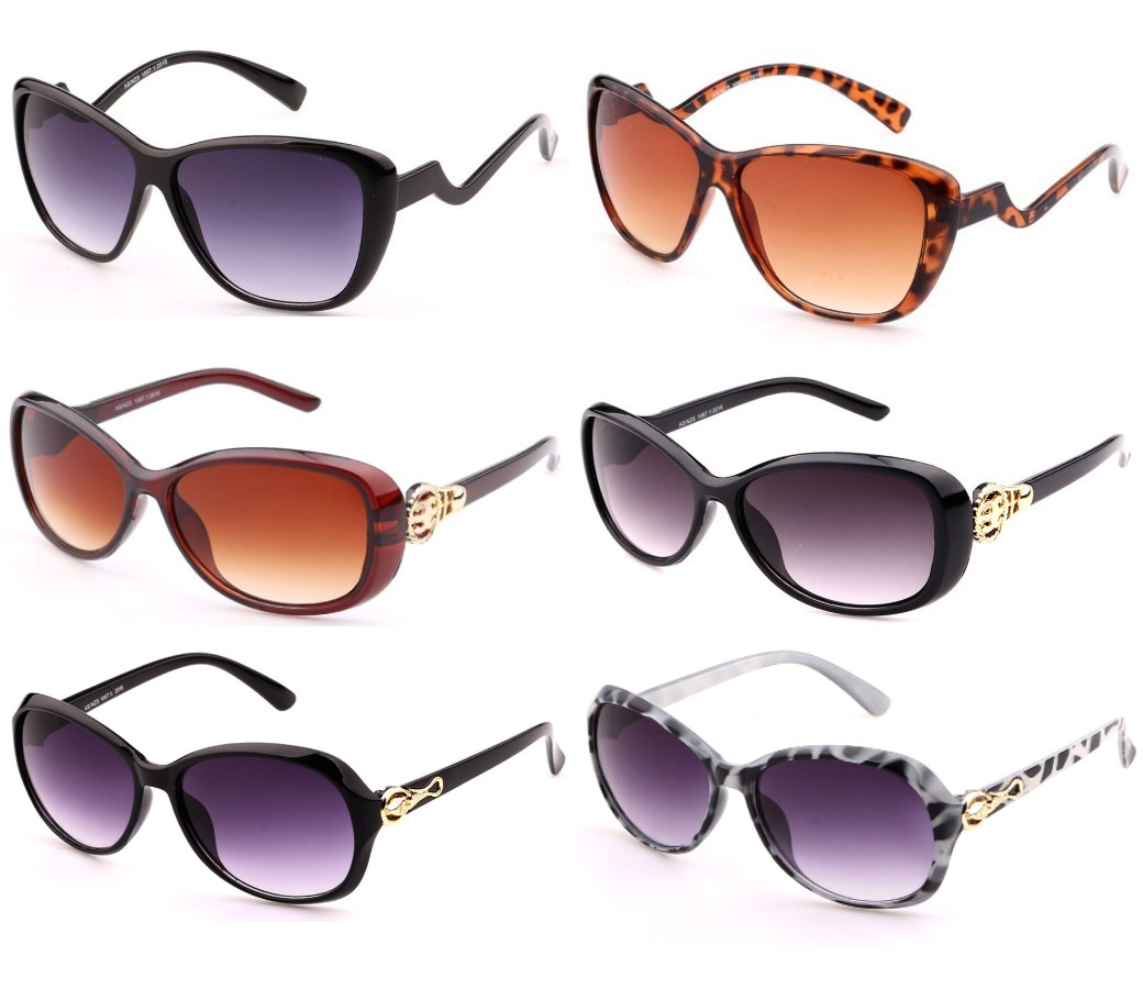 Cooeyes Ladies Fashion Sunglasses 3 Style Group FP1341/42/43
