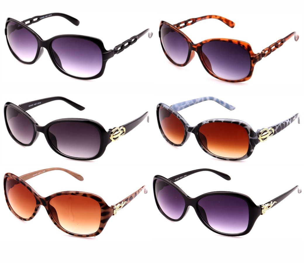 Cooeyes Ladies Fashion Sunglasses 3 Style Group FP1347/48/49