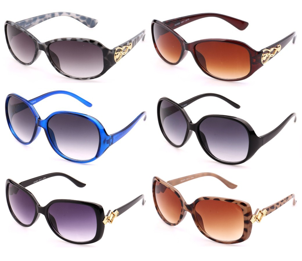Cooeyes Ladies Fashion Sunglasses 3 Style Group FP1356/57/58