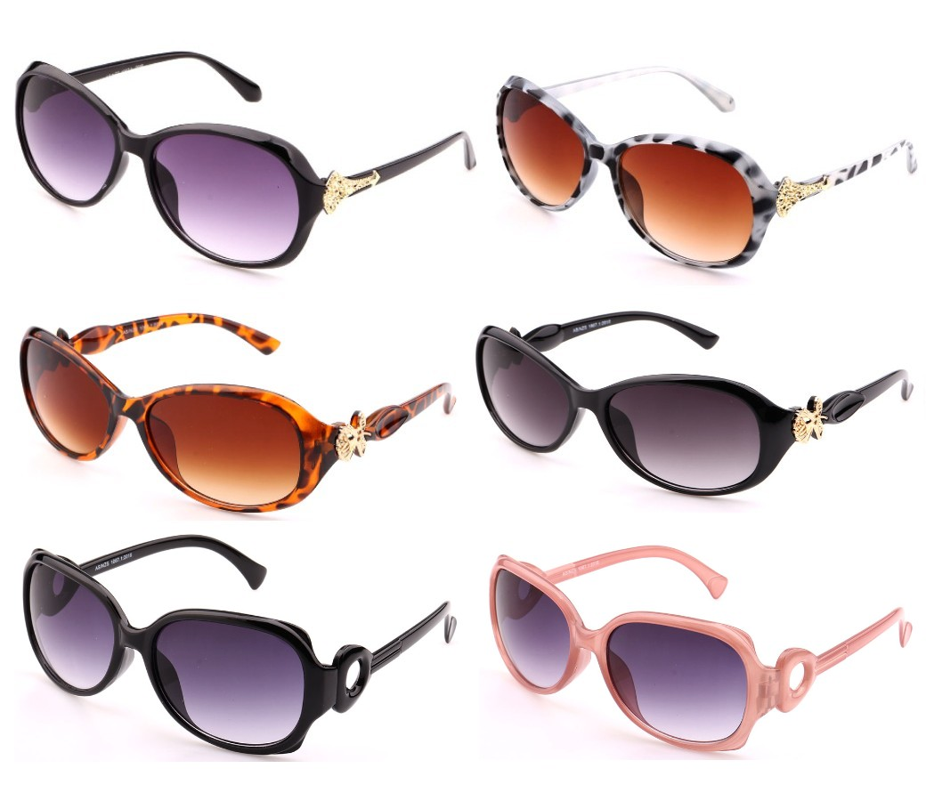 Cooeyes Ladies Fashion Sunglasses 3 Style Group FP1365/66/67