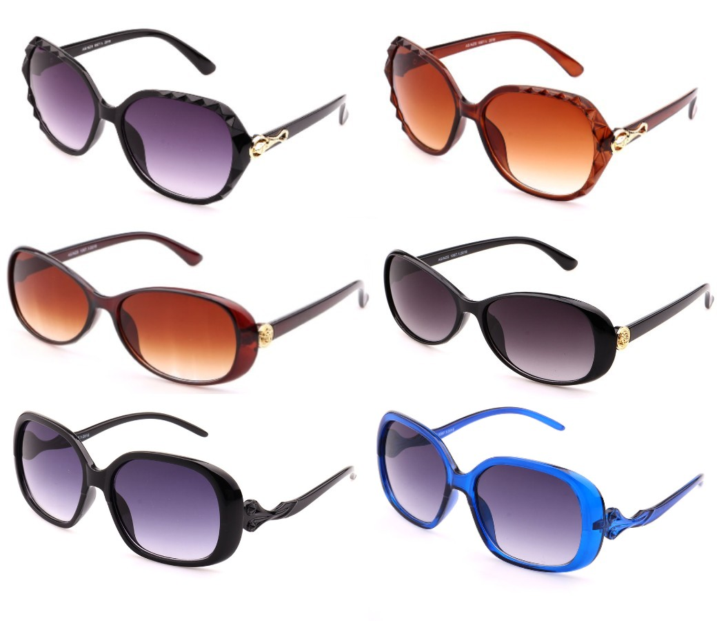Cooeyes Ladies Fashion Sunglasses 3 Style Group FP1371/72/73