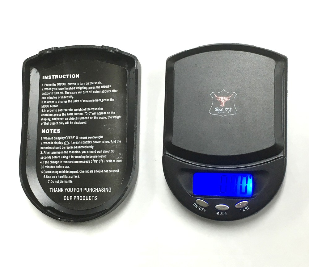 Digital Diamond Pocket Scale A04 100g/0.01g