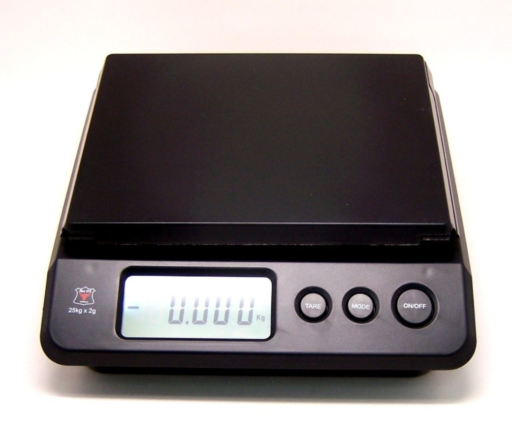 Compact Postal Scale 25kgx2g PS25kg/2g