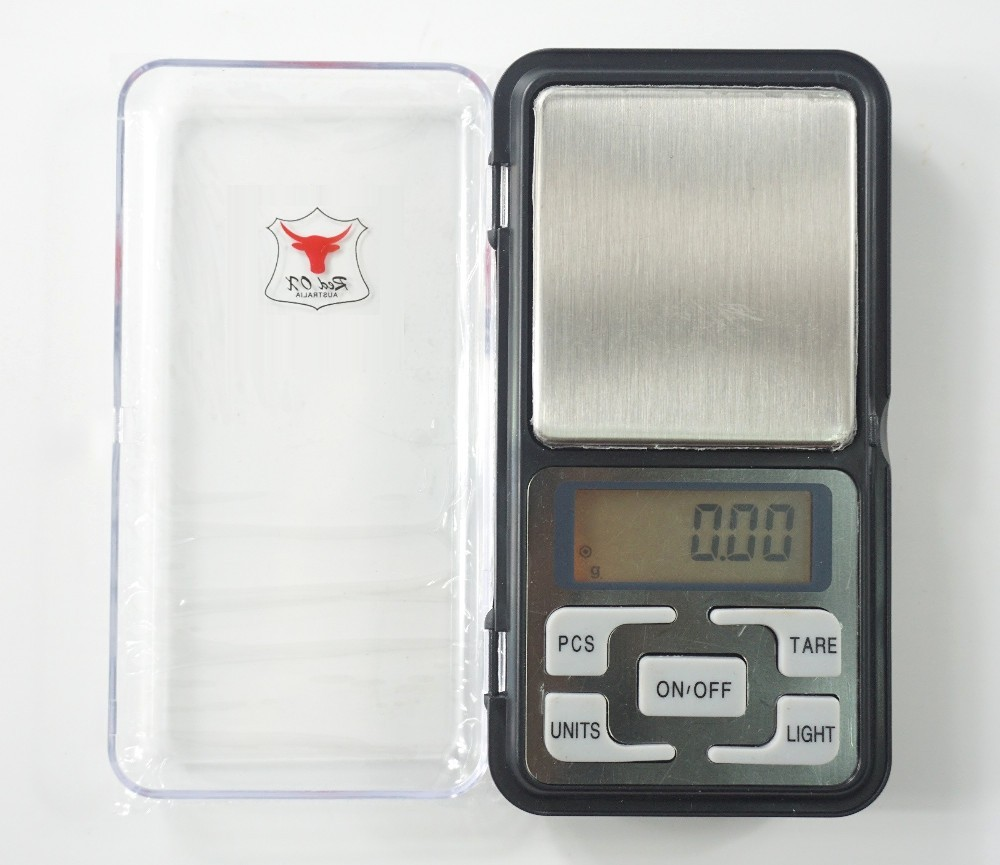 Pocket Digital Scale MH Series SC04-100/0.01BL Black