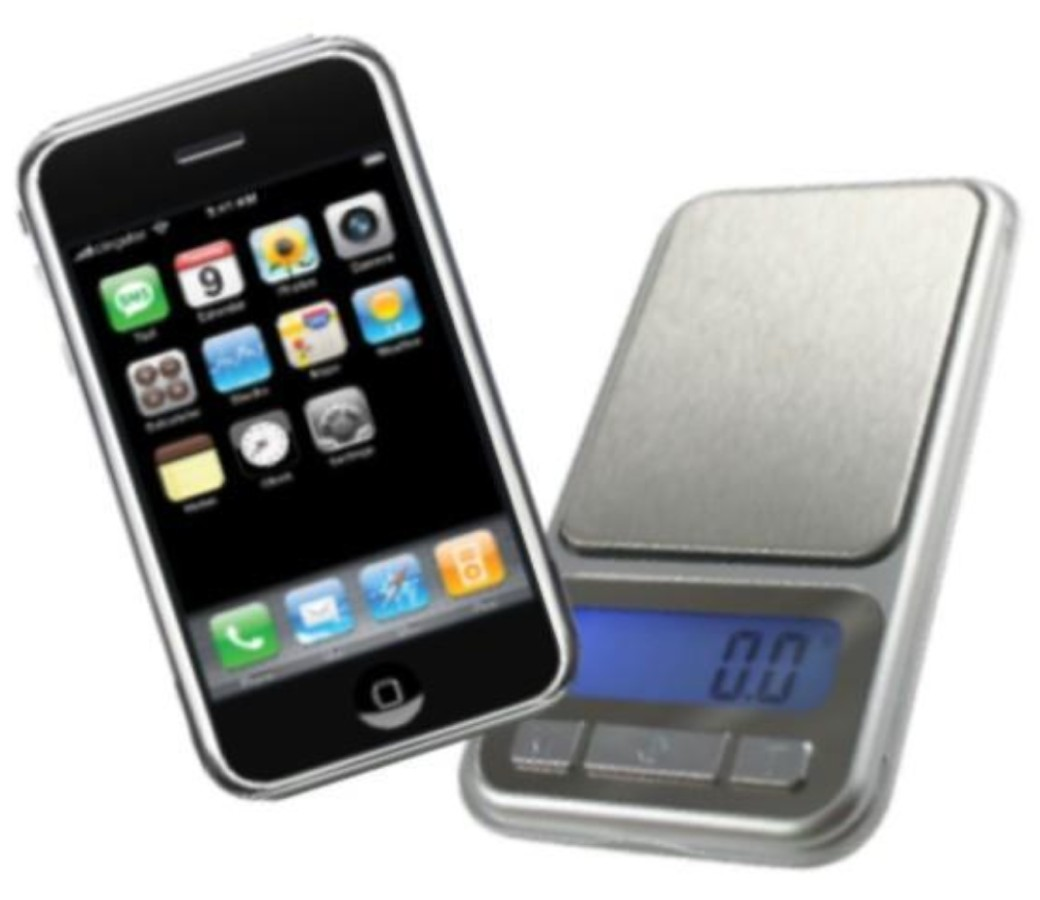 Digital iPhone Scale IPS-100 100g / 0.01g