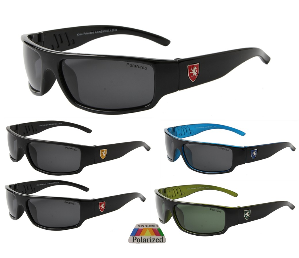 Khan Polarized Sunglasses KH1001PP