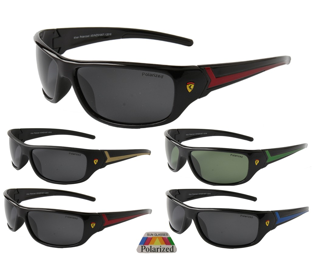 Khan Polarized Sunglasses KH1003PP