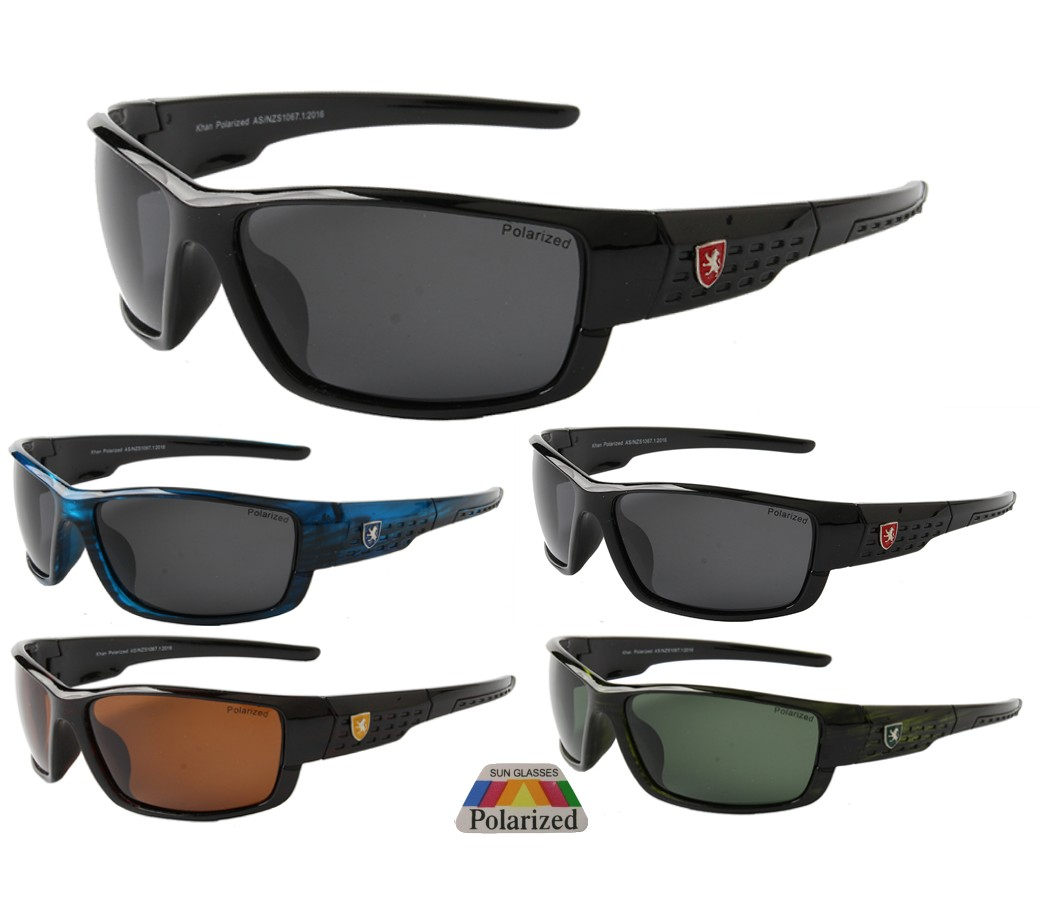 Khan Polarized Sunglasses KH1014PP