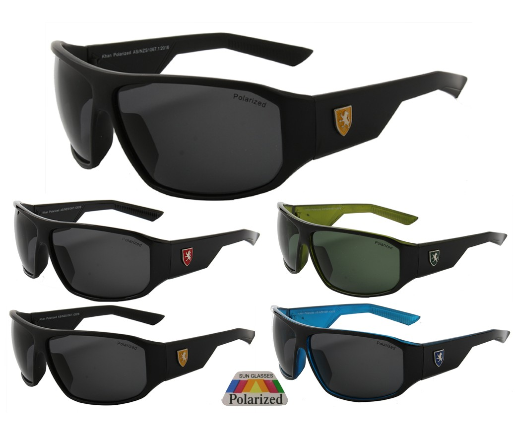 Khan Polarized Sunglasses KH1019PP