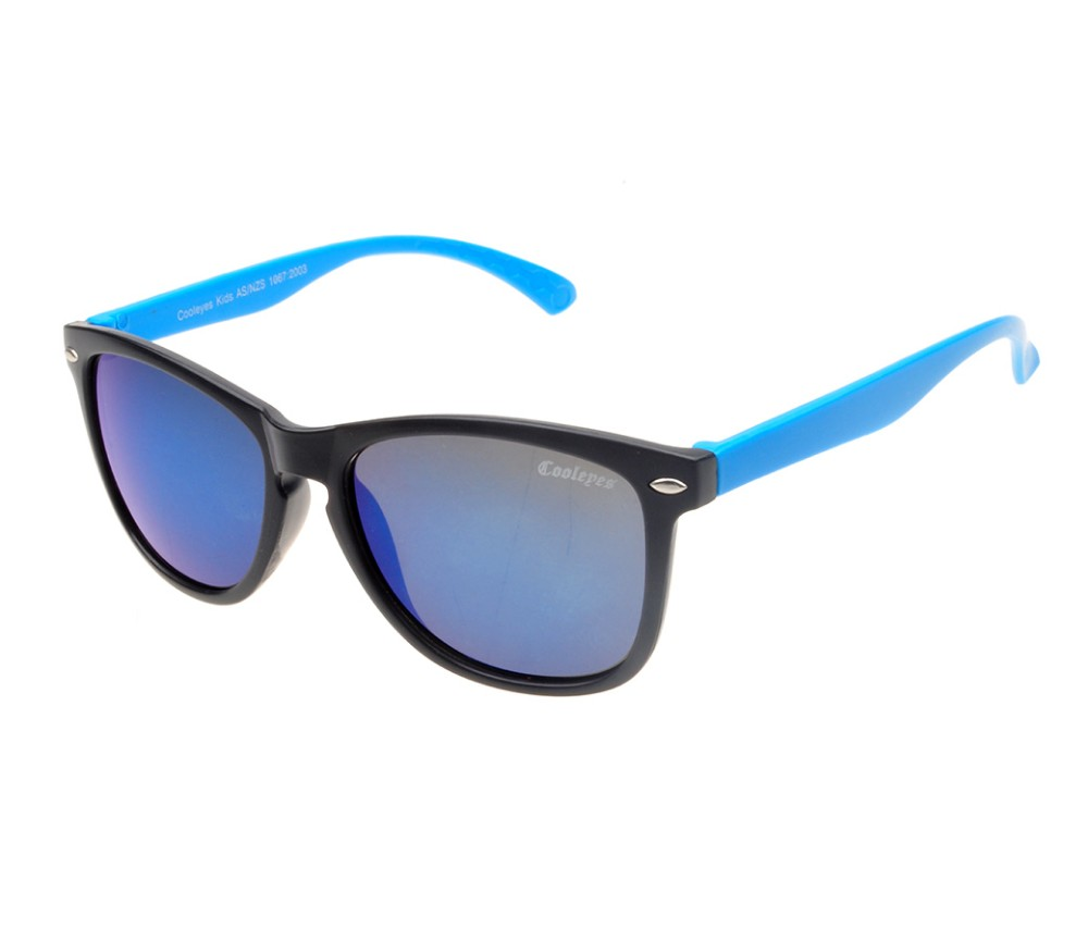Kids Fashion Tint Lens Sunglasses KF7081 (Not Good, Lens scrach)