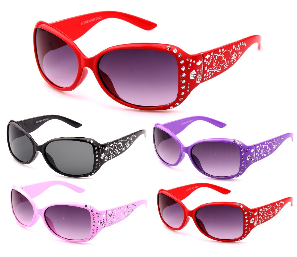 Kids Fashion Sunglasses KF7084