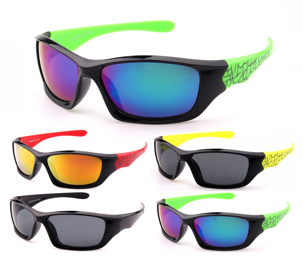 Kids Sports Sunglasses KS8062-3