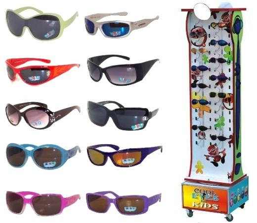 240 Pair Kids Sunglasses Package Sale