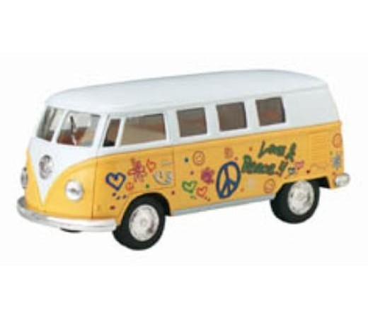 VW Classical Bus (1962) 1:32 (5