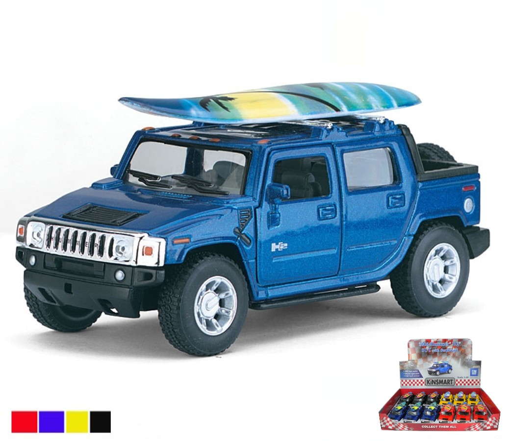 129b4a0253b01 1 40 5 2005 Hummer H2 SUT with Surfboard KT5097DS  KT5097DS  - AU ...