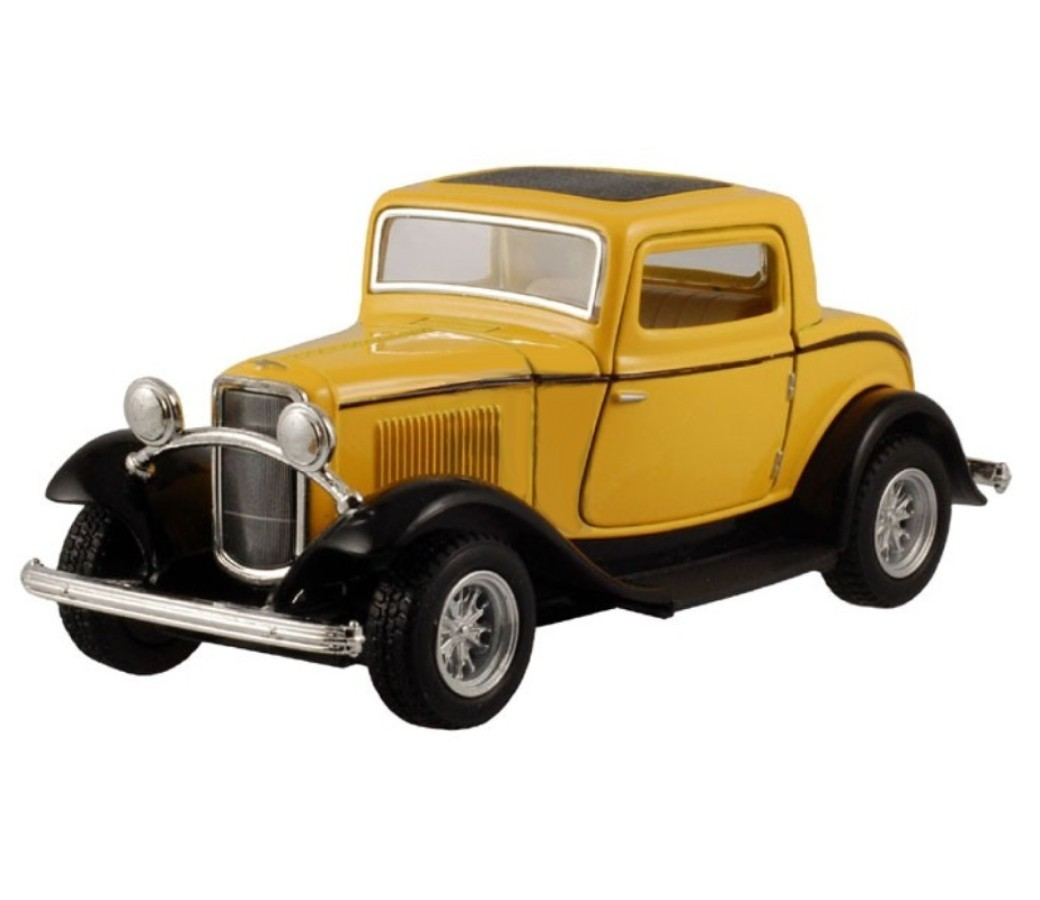 "1:34 5"" 1932 Ford 3-Window Coupe KT5332D"