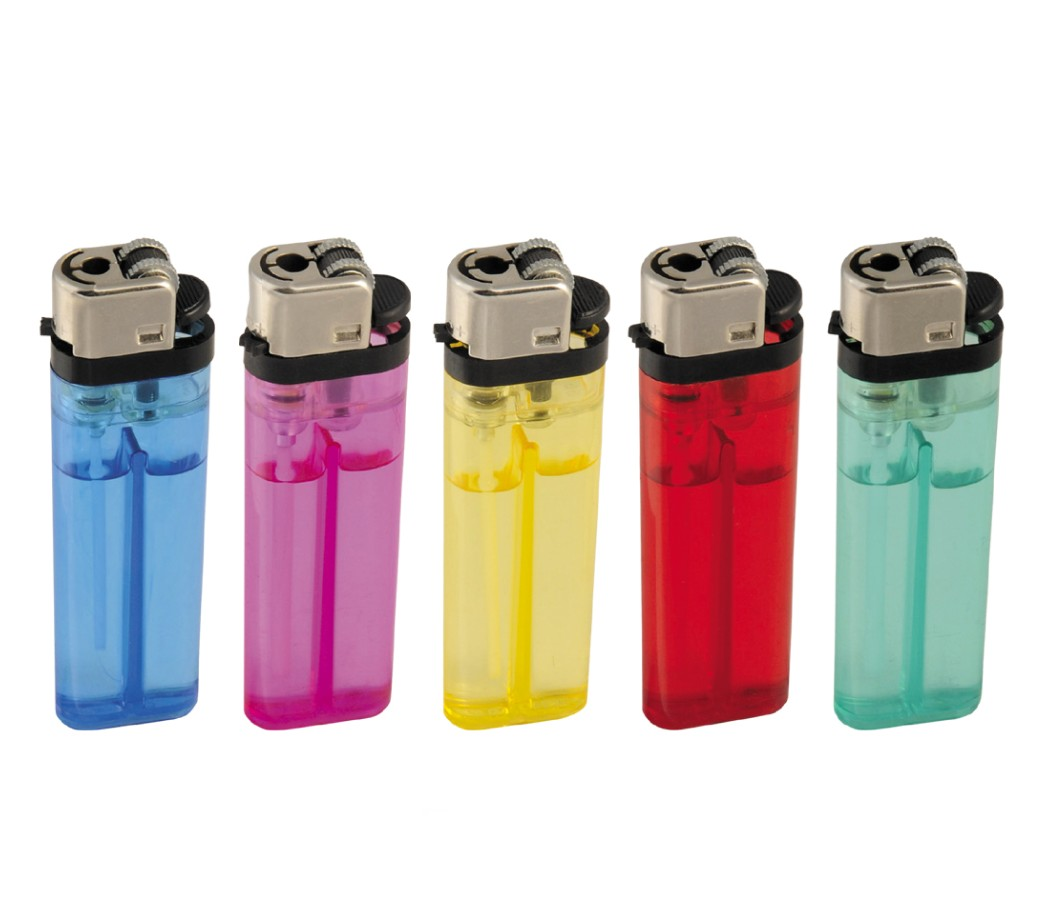 Classic Flint Disposable Gas Lighter - DL-788-Flint