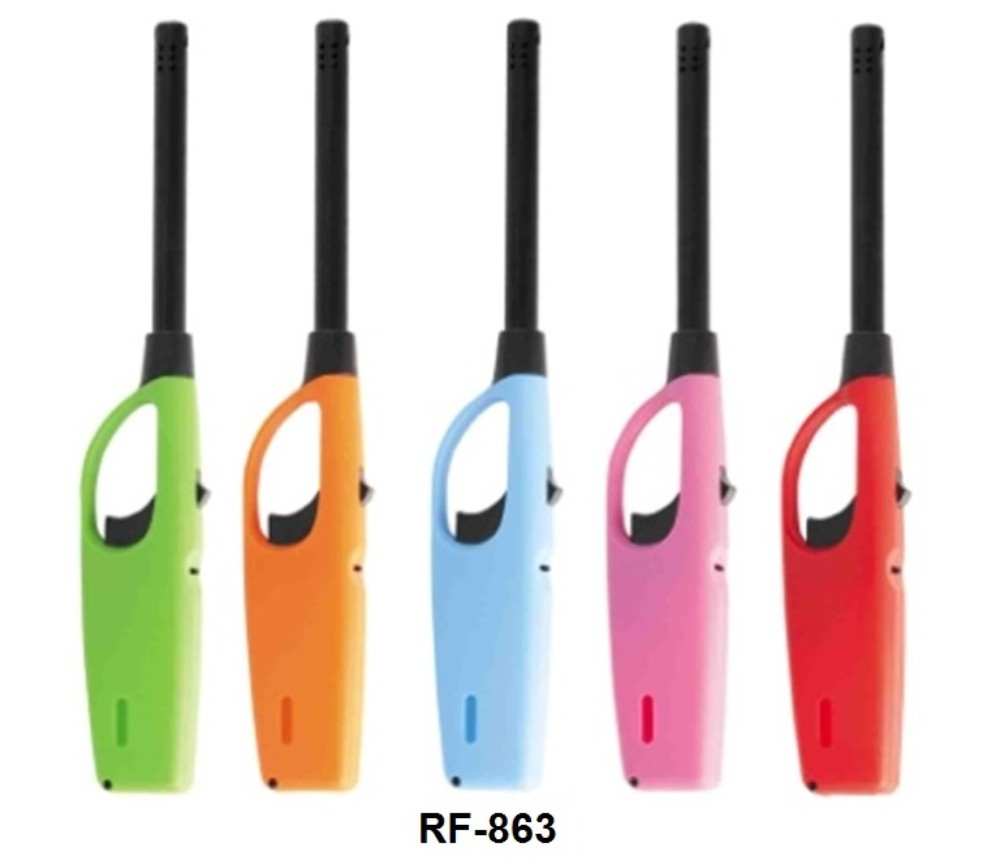 Caique Utility Gas Refillable BBQ Lighters (Long) RF-863
