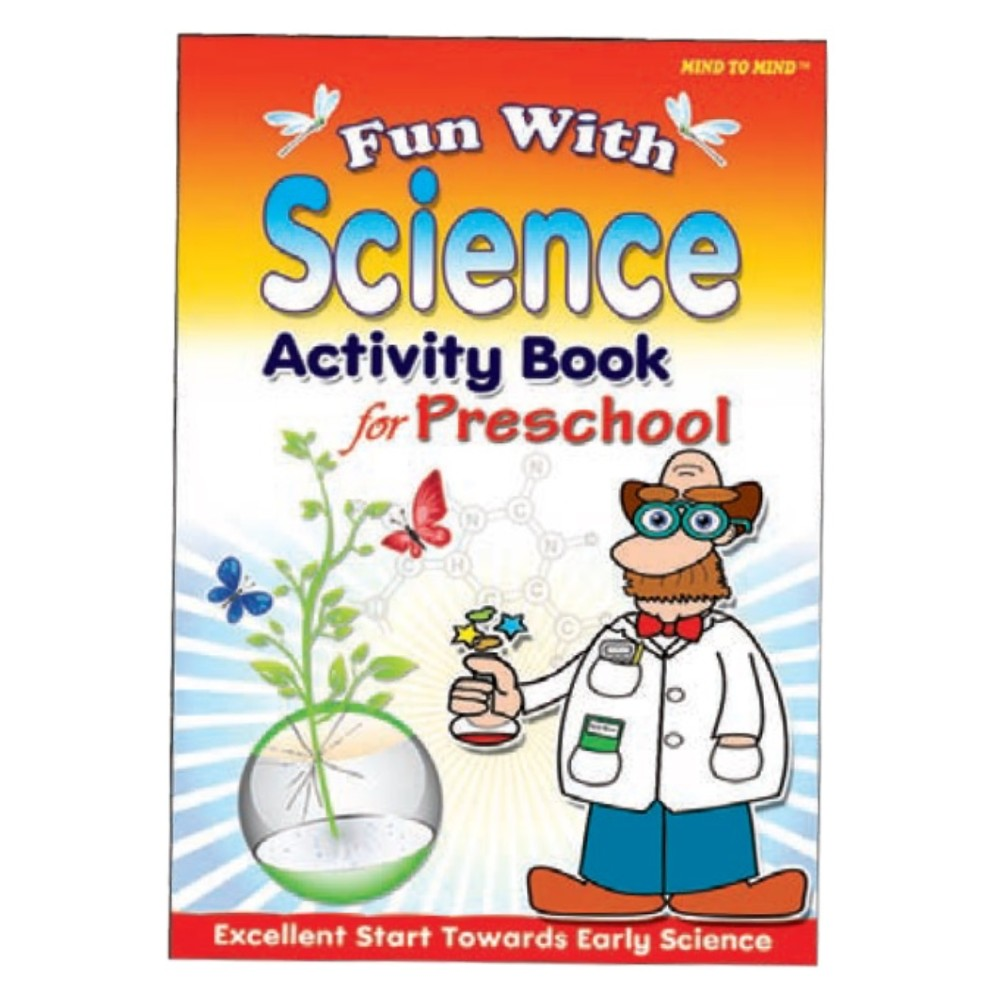 Fun With Science Activity Book for Preschool (MM16809S)