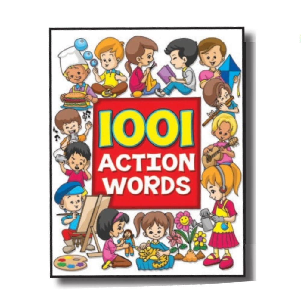1001 Action Words (MM72795)