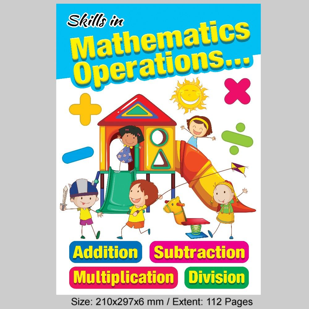 Skills in Mathematics Operations (MM78797)