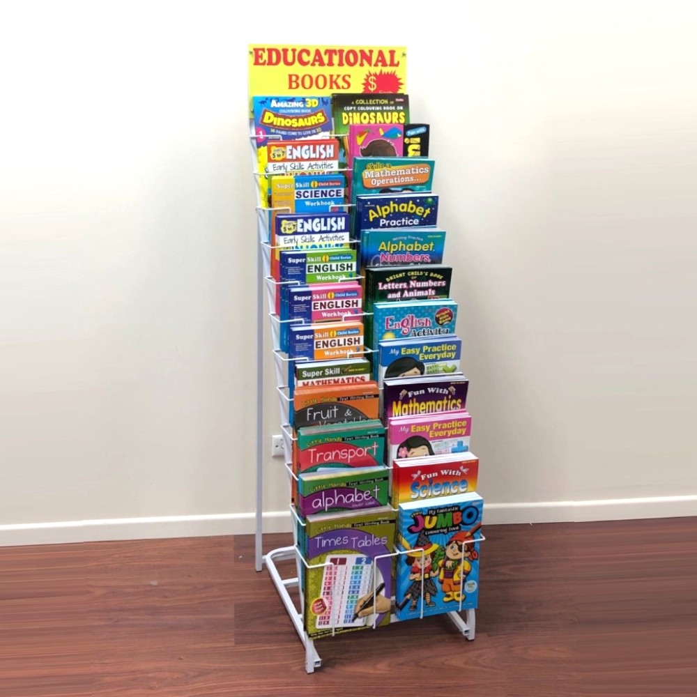 Book Display Stand BK24